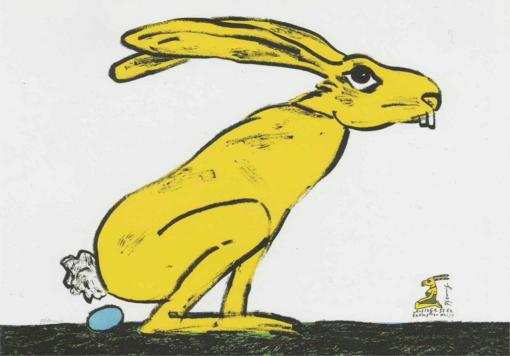 Ostern-Hase